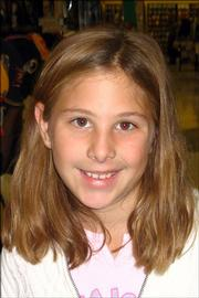 <strong>Amanda Montgomery, Schwegler School, fourth grade</strong><br/>