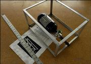 The team's satellite propulsion system, which is not yet fully completed, will be tested at zero gravity.