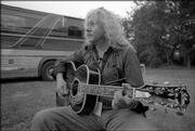 "Arlo Guthrie says, ""I didn&squot;t want to become a trained seal routine where you pay your money because you know what he&squot;s going to do."" The folk musician is on tour performing ""Alice&squot;s Restaurant."""