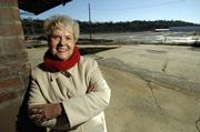Kansas City Councilwoman Bonnie Sue Cooper is working to turn this six-acre empty lot into a Mexican Customs facility. U.S. and Mexican governments are negotiating plans for a $3 million customs port.