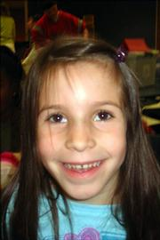 <strong>Madison Bruhns, first grade, Quail Run School</strong><br/>