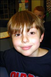 <strong>Cooper Hicks, second grade, Quail Run School</strong><br/>