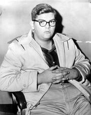 Andrews in 1958 after his arrest