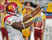 Heisman trophy favorite Reggie Bush of USC has put together some mind-numbing stats this season.