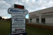 Rueschhoff Locksmiths and Security Systems, 3727 W. Sixth St., is starting the new year with a new owner, Grant Eichhorn.