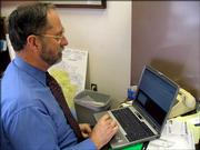 Rep. Sloan talks with readers online.