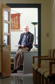 David Ruhlen oversees the DCCCA outpatient treatment program in Lawrence. He has worked with drug users in rehabilitation-type programs that have kept participants out of prison.