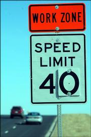 A stretch of West 6th St. between the South Lawrence Trafficway and Wakarusa Dr. is considered a work zone area and the speed-limit posted at 40-mph. Lawrence police are running radar checks in the area and ticketing many drivers in the area.