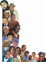 "Your choices:<br /><br />  A. Charlie Parker<br /> B. Elisha Scott<br /> C. Barry Sanders<br /> D. Lynette Woodard<br /> E. George ""Nash"" Walker<br /> F. Langston Hughes<br /> G. Gale Sayers<br /> H. Etta Moten Barnett<br /> I. Gordon Parks<br /> J. Hattie McDaniel <br /> K. Zora Neale Hurston<br /> L. Karla Burns<br /> M. Benjamin ""Pap"" Singleton<br /> N. George Washington Carver<br /> O. Wilbur ""Buck"" Clayton<br /> P. Gwendolyn Brooks<br /> Q. Kevin Willmott<br /> R. Wilt Chamberlain <br /> S. Coleman Hawkins<br /> T. Aaron Douglas"