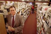 Larry Carr, director of the Brown University bookstore in Providence, R.I., says the store carries between 4,000 and 5,000 titles of which, at present, only three are e-books. Carr says the bookstore has only sold one e-book.