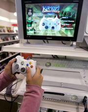 "Microsoft Corp. launched its Xbox 360 in November. Its rival Sony Corp. announced Wednesday that its PlayStation 3 console won&squot;t be available until fall. Microsoft spokeswoman Molly O&squot;Donnell said that Sony&squot;s delay won&squot;t change Microsoft&squot;s strategy. ""We&squot;ve blasted out of the gate with the greatest launch in the history of video games and we&squot;re keeping our eyes squarely fixed on today and on the Xbox 360 road ahead,"" she said."