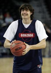 Gonzaga's Adam Morrison