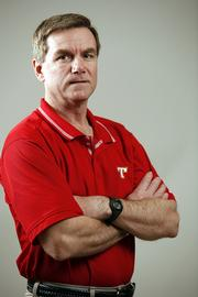 Coach of the year ¢ Randy Kraft ¢ Tonganoxie