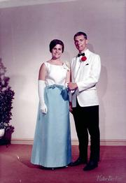 Mary Loveland, of Lawrence, attended prom in 1966 at St. Teresa's Academy in Kansas City, Mo. Try as she might, she can't remember the name of the kind young man who agreed to take her to the dance at the request of her friends.