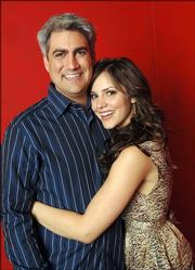 "Taylor Hicks and Katharine McPhee will compete tonight in the finals of Fox&squot;s ""American Idol"" television talent competition airing at 7 p.m. on Sunflower Broadband Channel 4. The winner will be crowned Wednesday."