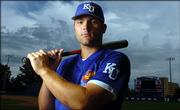 After missing 18 games this season with a serious injury, Kansas University left fielder Matt Baty was named the most outstanding player at this year's Big 12 tournament in Oklahoma City. Baty and the Jayhawks will leave this morning for Corvallis, Ore., for NCAA Tournament regional play.