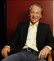 """Bill Maher recently made his Internet television debut with """"Amazon Fishbowl with Bill Maher."""" The 30-minute weekly program on amazon.com mixes politics, current events and  comedy."""