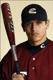 Luke Abel ¢ Sr. ¢ Eudora ¢ OF ¢ Batted .487 with 28 RBIs and 16 stolen bases ¢ First-team Frontier League pick