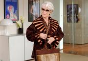 "Costumes and accessories from the upcoming film ""The Devil Wears Prada"" may even upstage acting by Oscar winner Meryl Streep. Designs from Chanel, Bill Blass, Valentino and more will be featured in the movie."