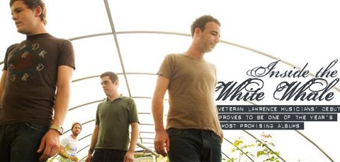 White Whale is (from left) Rob Pope, Dustin Kinsey, Matt Suggs, John Anderson.