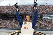 "Will Ferrell stars as a vain NASCAR driver in the comedy ""Talladega Nights: The Ballad of Ricky Bobby."""