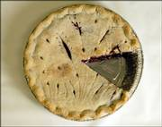 Ozark Berry Pie by Adam Lesser