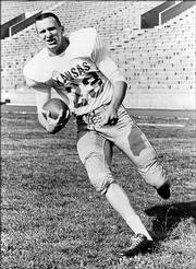 Former Kansas University football player Bert Coan was a central figure in the NCAA's decision to slap the Jayhawks with penalties in 1960. KU had to forfeit its victory against Missouri that fall, which led to the ongoing dispute about standings in the all-time series between the two teams.
