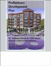 This rendering showing the first building proposal for a site at 12th and Indiana streets did not impress residents of the Oread Neighborhood Assn., who said the New Urbanism design was not in keeping with the historical neighborhood.