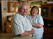 "Dot and Gary Beckner dated for almost a year when they were 17 and living in Wichita. Their first date was to a Pizza Hut and a drive-in movie, ""Easy Rider"" in Gary's 1958 Chevy Delray. After high school they went their separate ways and married other people. In 2002 they met again at their 30-year Wichita North High School reunion. They were married last October and live in Lawrence."