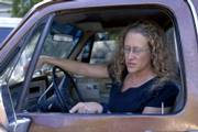 Nancy Schwarting was surprised to find the driver's side window of her truck broken out as it sat parked along the 1300 block of Pennsylvania Street. Schwarting discovered the damage Monday morning, and she wasn't alone. Others throughout Lawrence reported vandalism and graffiti after the weekend, and police are investigating whether any of the crimes are related.