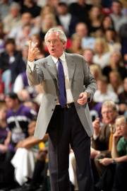 Supersonics coach Bob Hill, a former Kansas University assistant, will return to Allen Fieldhouse for Sunday's exhibition against the Chicago Bulls. Tipoff will be 1 p.m.