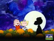 """It&squot;s the Great Pumpkin, Charlie Brown"" is celebrating its 40th anniversary this year. In the movie, Linus camps out in the pumpkin patch awaiting the arrival of the Santa Claus-esque Great Pumpkin, which he thinks will deliver toys."