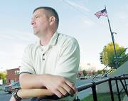 "Mark Johnson, of Eudora, a retired Army lieutenant colonel and former Green Beret, says military commanders in Iraq and Afghanistan need to speak up about how to fight the global war on terrorism. However, he said he was ""appalled"" by retired generals who criticize the Bush administration&squot;s handling of the war."