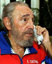 Fidel Castro ceded power to brother Raul in July before undergoing intestinal surgery. Some U.S. intelligence officials think Fidel Castro has cancer and will not live through 2007.