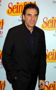 "Michael Richards arrives to celebrate the release of the first three seasons of the ""Seinfeld"" on DVD in this Nov. 17, 2004, photo from New York. Richards, who played Cosmo Kramer on the show, stunned a comedy club audience in West Hollywood on Friday, shouting racial epithets at people who heckled him during a standup routine, according to the Web site TMZ.com. He apologized on Monday."