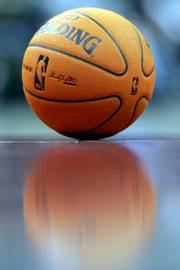 NBA's controversial ball.