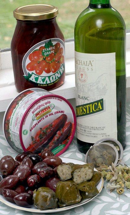 Whole Food Market Grape Leaves