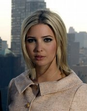 "Ivanka Trump backs up her dad, Donald Trump, in the war of words with Rosie O&squot;Donnell. Ivanka Trump, a vice president of real estate development at the Trump Organization, appeared on NBC&squot;s ""Today"" show with her father to promote ""The Apprentice."""