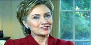 Sen. Hillary Clinton announced her presidential bid Saturday.