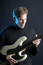 "Bassist Stan Sheldon co-wrote a song and performs on Peter Frampton&squot;s LP ""Fingerprints,"" which is nominated for Grammys in the Pop Instrumental and Rock Instrumental Performance categories."