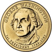 The new dollar coin, which will pay tribute to American presidents, goes into circulation Thursday.