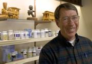 O. Newton King, a pioneer in reviving the art of compounding drugs by community pharmacists, is retiring and selling his King Pharmacy business, 1112 W. Sixth St., to Brad Grant.