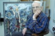 Artist Robert Green taught painting and drawing at Kansas University from 1946 to 1979, but the highlight of his career came in 1995, when the Smithsonian Institution decided to acquire eight of his works for its American Art Museum collection. Green died Feb. 5 at age 97.