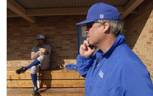 KU baseball coach Ritch Price