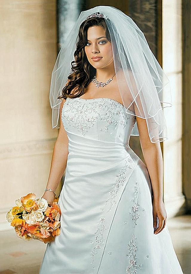 Plus Size Bridal Gowns Denver 25