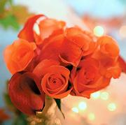 Make arrangements and pay deposits to florists three to six months ahead of your wedding date.