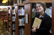 """Colleagues have criticized Los Angeles Public Library's Susan Patron for using an anatomical term: """"I think this came up because it's on Page 1, and because it's won this major award,"""" she says of her Newbery Medal-winning book, """"The Higher Power of Lucky."""""""
