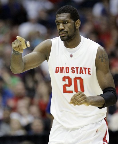 Greg Oden, Ohio State