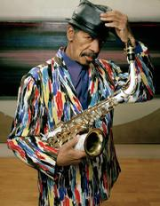"Musician Ornette Coleman won the 2007 Pulitzer Prize for music for ""Sound Grammar,"" on Monday. The prize was just the second ever awarded to a jazz artist."