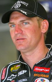 Bowyer has three top-10 finishes in seven races this season and a starting average of 13.4.